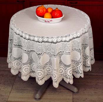 How to Crochet a Lace Tablecloth - Yahoo! Voices - voices.yahoo.com