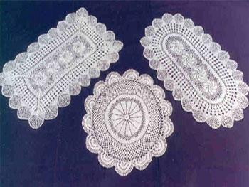 Free Crochet Patterns - Vintage Doilies
