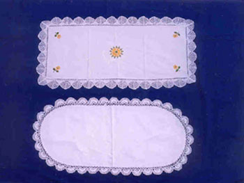 Looking for a classic square doily pattern to crochet can anyone